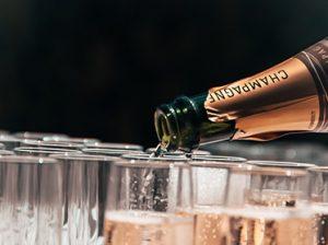 Champagneprovning 2.0 för två