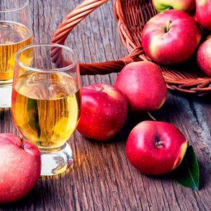 Ciderprovning för två