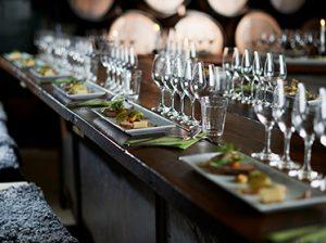 Ciderprovning på Österlen