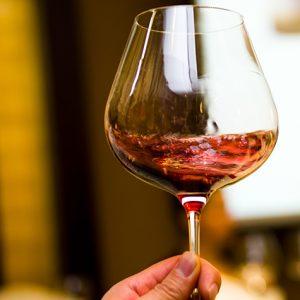 Glas- och Vinprovning för två