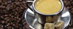 Kaffeprovning för två