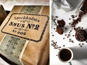 Snus & Kaffeprovning för två