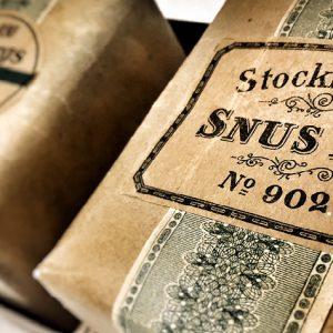 Snusprovning på Skansen i Stockholm - Prova och skapa ditt eget snus
