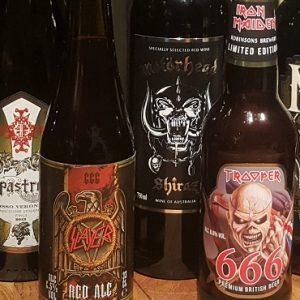 Vin, öl & rock!