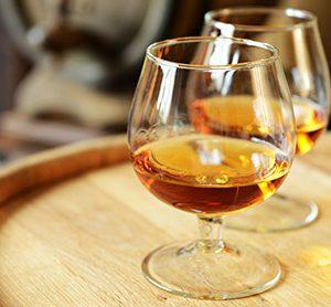 Whiskyprovning för två