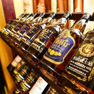 Whiskyprovning i Stockholm