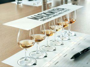 Whiskyupplevelse på Mackmyra