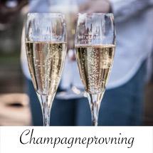 Provsmakning - champagne