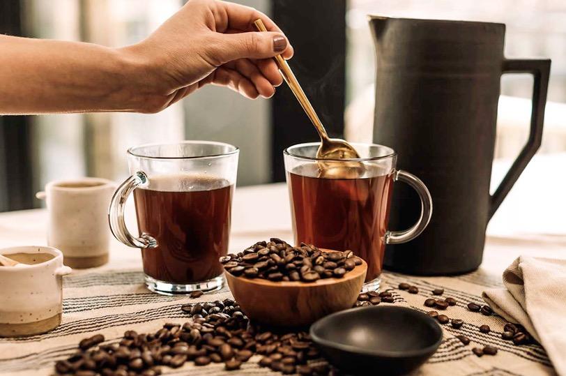 Vad gör man på en kaffeprovning?