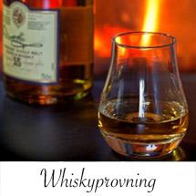 provsmakning - whisky